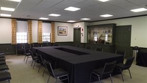 Fuller Conference Center - Board Room, Old Sturbridge Village, Sturbridge