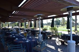 Patio, McCormick Ranch Golf Club, Scottsdale