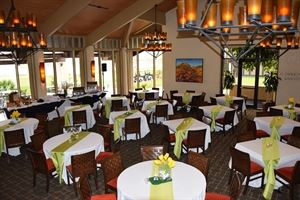 Restaurant, McCormick Ranch Golf Club, Scottsdale