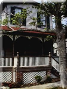 Franklin Street Cottage, The Chalfonte Hotel, Cape May