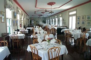 Magnolia Room, The Chalfonte Hotel, Cape May
