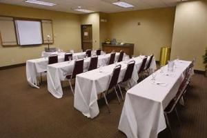 Superior Meeting Room, Hampton Inn Cleveland-Downtown, Cleveland — Our flexible meeting rooms are designed to make your business a pleasure. We offer two meeting rooms with the largest being 1200 square feet.  The Superior Meeting Room is 600 square feet.