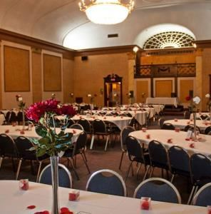 George Washington Room Rental Package, The Historic Lodge Event Center, Buffalo