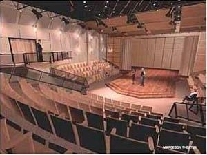 Margeson Theater, John & Rita Lowndes Shakespeare Center, Orlando