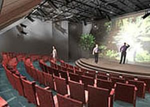 Goldman Theater, John & Rita Lowndes Shakespeare Center, Orlando