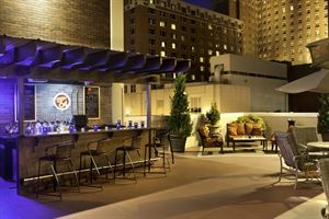 Sundeck Dining Package, DoubleTree by Hilton Milwaukee Downtown, Milwaukee