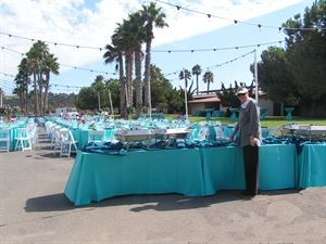 Pacific Trails Catering Inc., Vista
