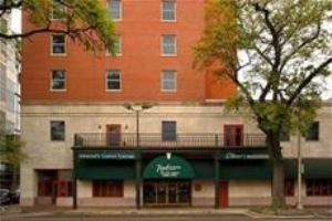 Radisson Admiral Semmes, AL, Mobile — The Historic Radisson Admiral Semmes Hotel.
