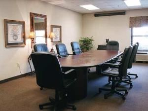 Board Room, Hampton Inn Tuscaloosa - I-59/20, Cottondale — Board room