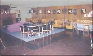 Lounge, American Legion Post 184, Redondo Beach — Nice lounge with big Screen TV and fireplace