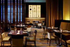Sauciety Dining Room, The Westin Boston Waterfront, Boston — Sauciety Dining Room