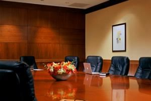 Executive Board Room, The Westin Boston Waterfront, Boston — Executive Board Room