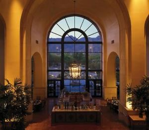 Canyon Foyer, The Westin La Paloma Resort & Spa, Tucson