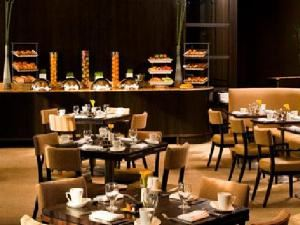 The Huntington Dining Room, The Westin Copley Place, Boston — The Huntington