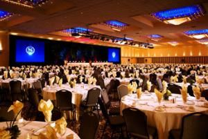 Grand Ballroom, Sheraton Seattle Hotel, Seattle — Grand Ballroom