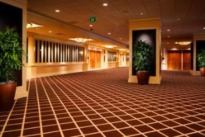Grand Ballroom PFA, Sheraton Seattle Hotel, Seattle — Grand Ballroom Prefunction space