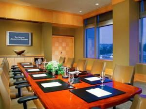 Louisa May Alcott Boardroom, The Westin Arlington Gateway, Arlington — Louisa May Alcott Boardroom