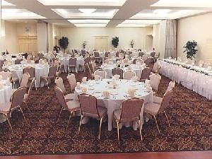 Banquet Hall, Sleep Inn & Suites Airport, Brooklyn