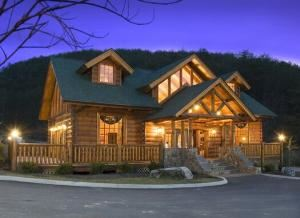 Clubhouse at Bear Creek Crossing Resort, Eden Crest Vacation Rentals, Inc, Pigeon Forge
