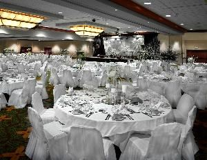 Grand Ballroom, University Plaza Hotel and Convention Center, Springfield