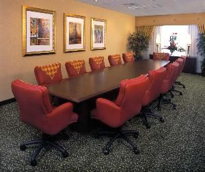 Executive Board Room, University Plaza Hotel and Convention Center, Springfield