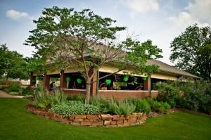 Outdoor Reception Area, Iron Horse Golf Course & Catering, North Richland Hills