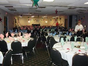 Ballroom, Howard Johnson Plaza Hotel - Grand Rapids, Grand Rapids