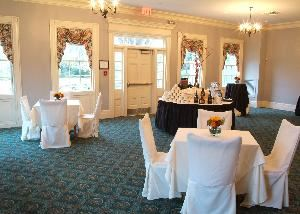 Oliver Wight Tavern - Grecian Parlor, Old Sturbridge Village, Sturbridge