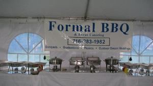 Formal BBQ & Event Catering, Niagara Falls