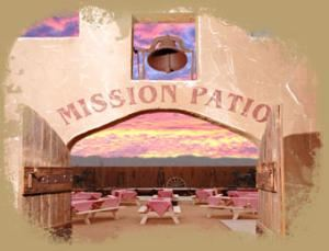The Mission Patio, Rawhide Western Town & Steakhouse, Chandler