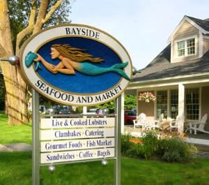 Bayside Seafood And Market Caterer, Brewster