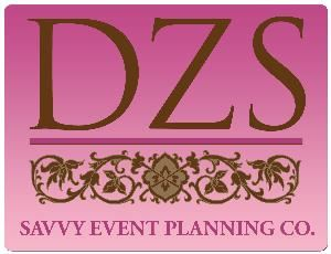 DZS Savvy Event Planning Company, Southfield — Visit us on the web at: www.dzseventdesign.com or call us at 248-747-3482.