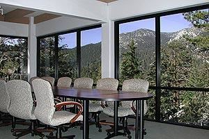 The Culver Nichols Room, Palm Springs Aerial Tram, Palm Springs — Majestic view from the Culver Nicols board room
