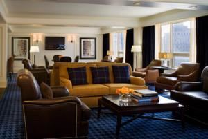 Circle Suite - West, Sheraton Indianapolis City Centre Hotel, Indianapolis