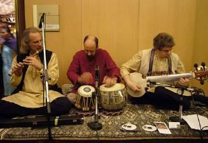 Sangam Indian Music Trio of Los Angeles, Los Angeles