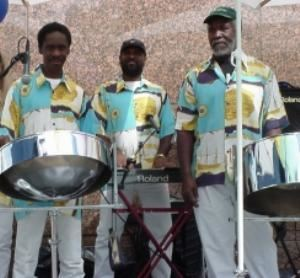 Pan-A-Cea Steel Drum and Calypso Band, Azusa