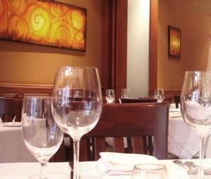 Wine Room, Lucca Restaurant & Bar, Boston