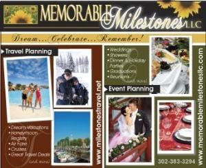 Memorable Milestones, LLC, Wilmington