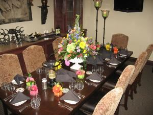 Appaloosa VIP Chef's Table, Palomino Grill at Terradyne Country Club, Andover