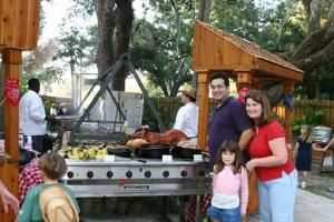 East Corral, Westgate River Ranch, River Ranch — Cookout at the East Corral