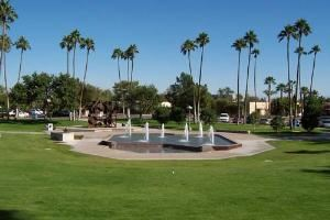 Amphitheater, Scottsdale Civic Center Plaza, Scottsdale