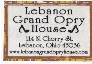 Lebanon Grand Opry House, Lebanon — The Lebanon Grand Opry House is a family oriented facility. You are welcome to come & join us for a great evening, with a Grand Ole Opry Style performence. We feature a Live Band called The T-N-T Band and a new variety of singer's every saturday night. Stop by our website for a full calendar of events & entertainer's. You will also find direction's from wherever you may be.
