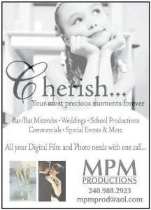 MPM Productions, Gaithersburg — MPM Productions is a full service production company, (Photography and Videography), specializing in special events; such as Weddings, Bar/Bat Mitzvahs, Corporate Events, Virtual Tours and commercials.