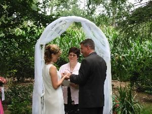 Infinite Blessings Ministries, Red Lion — Are you seeking an authorized officiant to assist you in creating a ceremony that reflects your visions, beliefs and tastes? I will work with you to create a Custom-designed wedding ceremony that joyously celebrates your union  and inspires your loved ones.  All faiths, locations and types of weddings.  I will come to a park, hotel, banquet hall, chapel or wherever you are planning to hold your Ceremony - Inside or Out !  Serving Adams, Dauphin, Harrisburg, York and Lancaster Counties in Pennsylvania and Harford and Northern Baltimore Counties in Maryland.