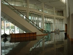Artium/Lobby, Washington University Medical Center/Eric P Newman Education Center, Saint Louis