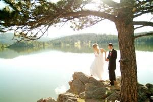 VERGE photography ltd, Fort Collins — Beautiful Wedding at Gold Lake