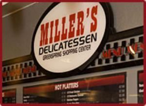 Miller's Delicatessen, Baltimore