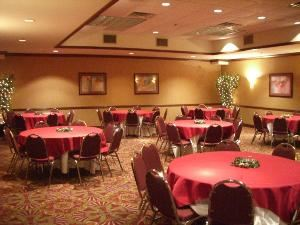 Magnolia Room, Holiday Inn Express Goldsboro, Goldsboro