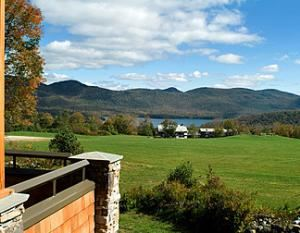 Croquet Court, The Mountain Top Inn & Resort, Chittenden