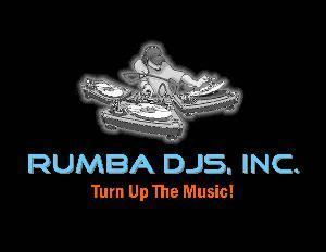 Rumba DJs, Inc., Fort Lauderdale — DJs for all ocassions.  We specialize in weddings, anniversaries, birthdays, sweet 16s, quinces, holiday events, corporate events, clubs and just about any type of celebration.  Our music library includes Top 40, 50s through 90s, Disco, Jazz, Freestyle, House, Trance, Rock, Reggae, Salsa, Merengue, Bachata, Cumbia & Reggaeton.  We can provide party motivators and dancers, Salsa instructors, lights, fog machines and party favors to hype up any event.